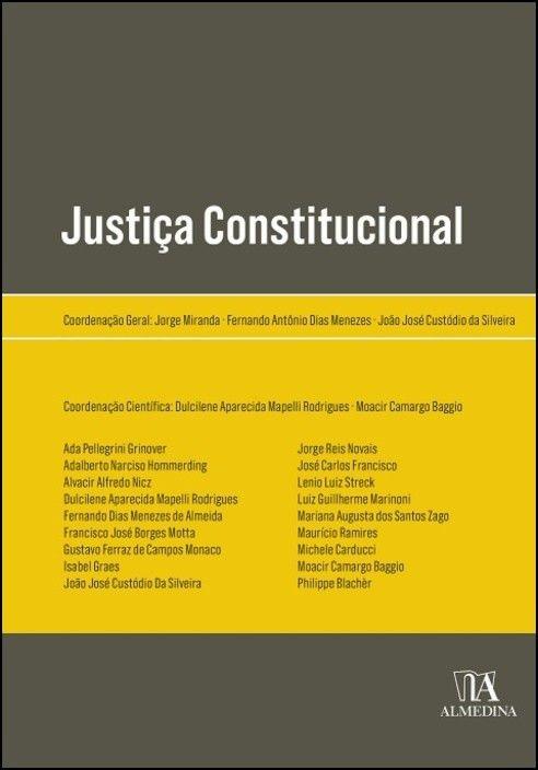 Justiça Constitucional