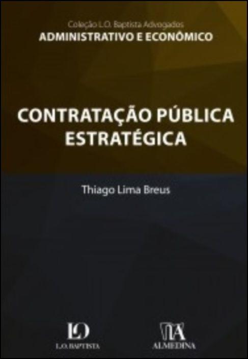 Contratação Pública Estratégica