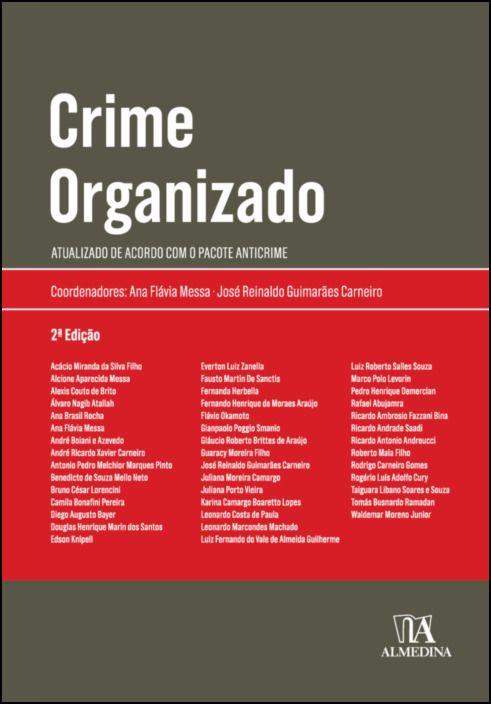 Crime Organizado - 2ª Edição