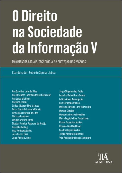 O Direito na Sociedade da Informação V