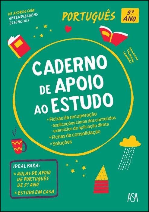 Caderno de Apoio ao Estudo - Português 5.º Ano