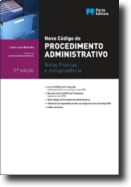 Novo Código de Procedimento Administrativo - 2ª edição