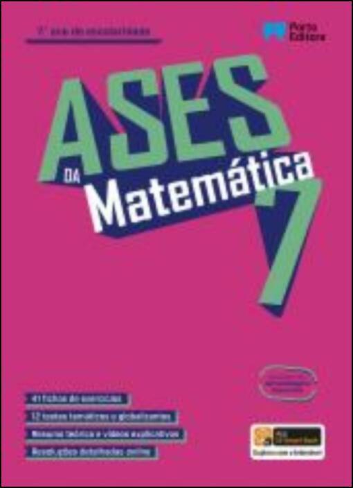 Ases da Matemática - 7.º Ano