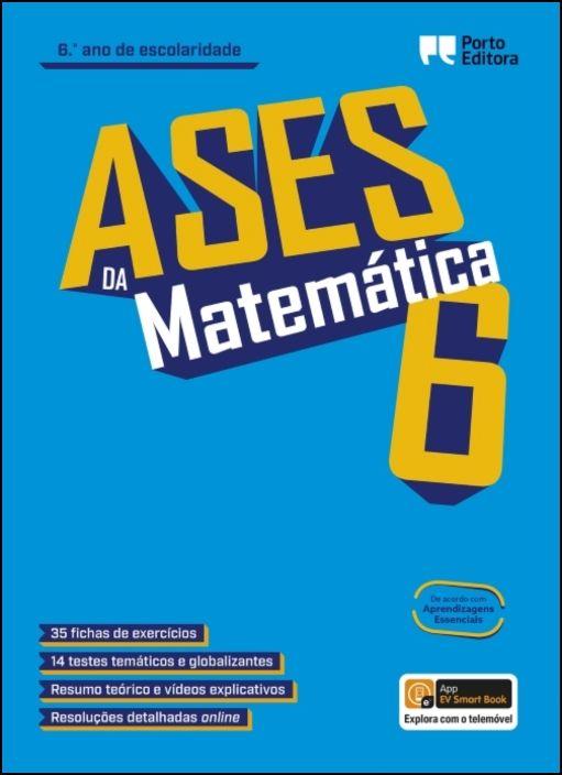 Ases da Matemática - 6.º Ano