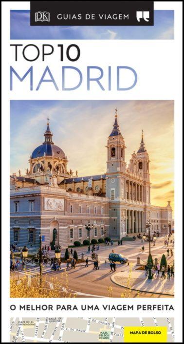 Guias de Viagem Porto Editora - Top 10 Madrid