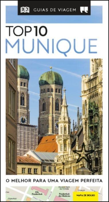 Guias de Viagem Porto Editora - Top 10 Munique
