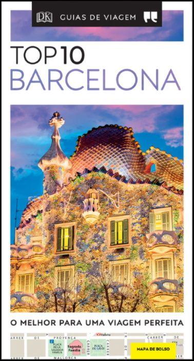 Guias de Viagem Porto Editora - Top 10 Barcelona