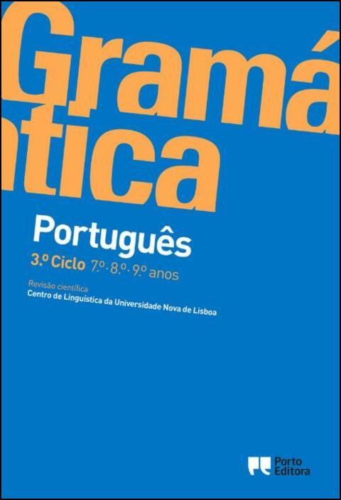 Gramática de Português - 3.º Ciclo