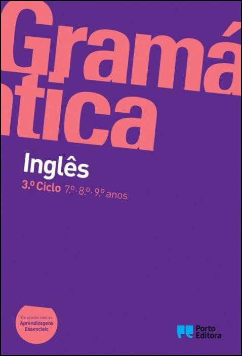 Gramática de Inglês - 3.º ciclo