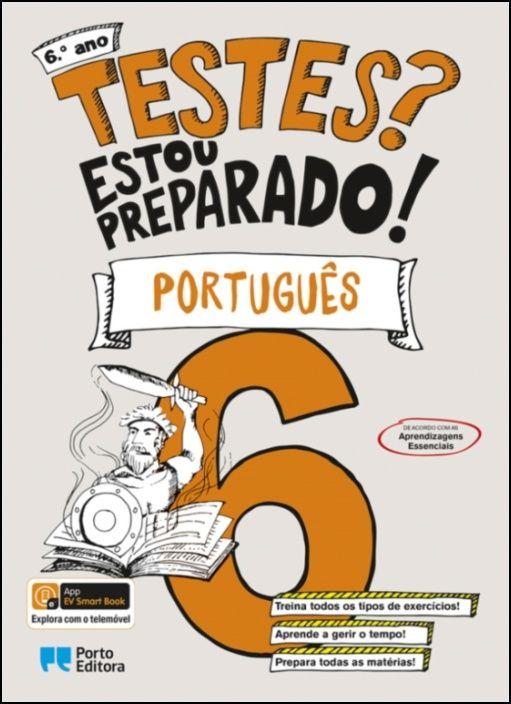 Testes? Estou preparado! - Português - 6.º Ano