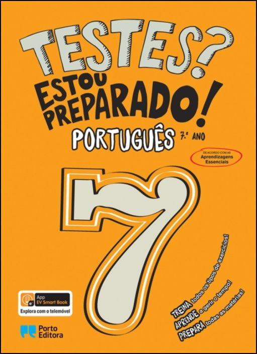 Testes? Estou preparado! - Português - 7.º Ano