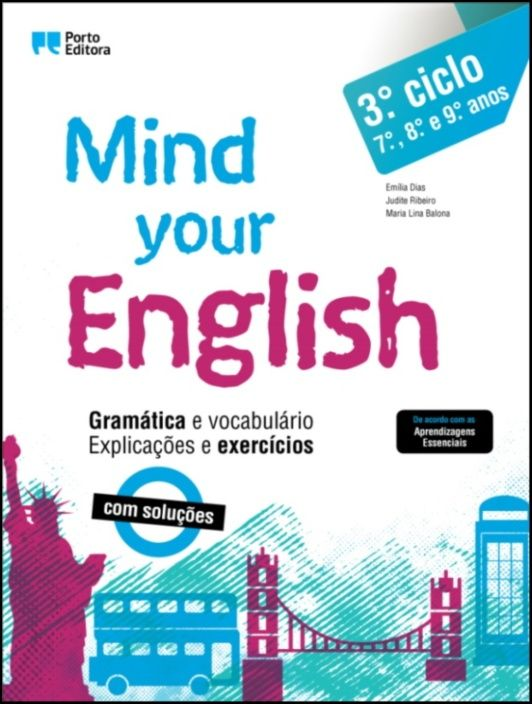Mind Your English - 3.º Ciclo