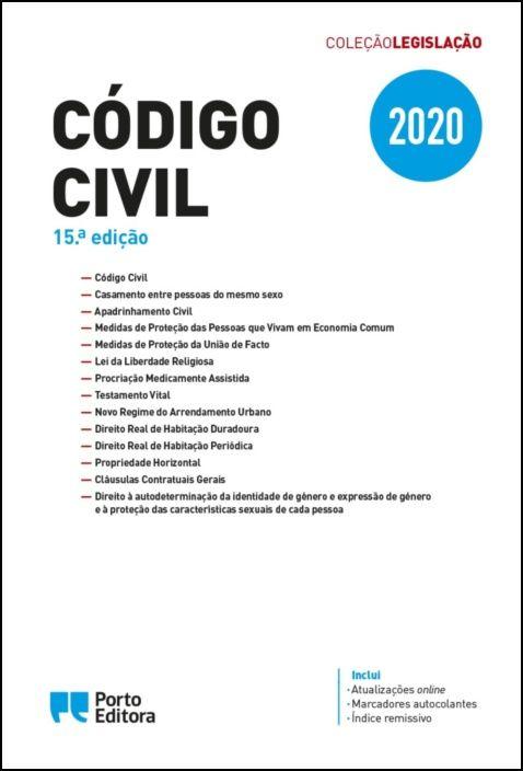 Código Civil - Edição Académica