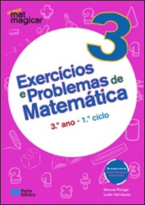 Super Matmagicar 3 - 3.º Ano Exercícios e Problemas de Matemática
