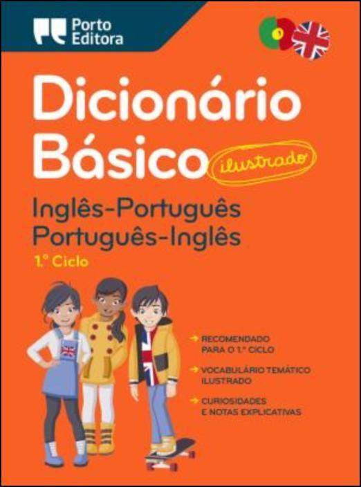Dicionário Básico Ilustrado de Inglês-Português / Português-Inglês