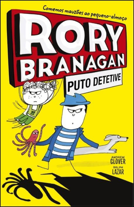 Puto Detetive - As Aventuras de Rory Branagan