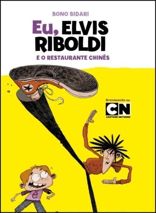Eu, Elvis Riboldi e o Restaurante Chinês