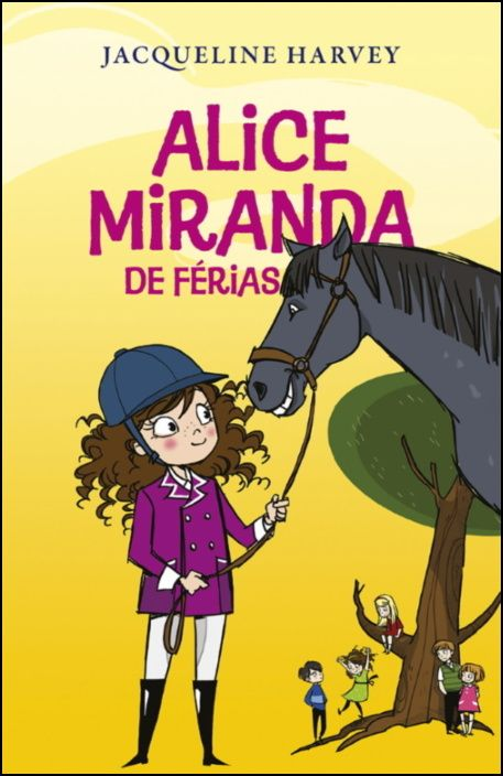 Alice Miranda de Férias