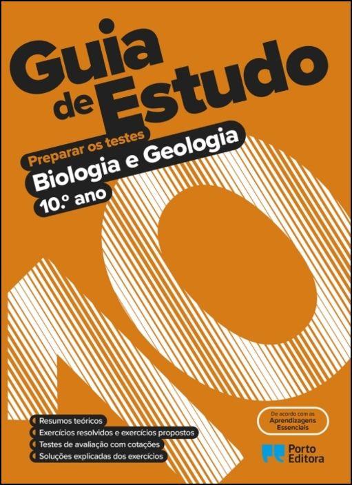 Guia de Estudo - Biologia e Geologia - 10.º Ano