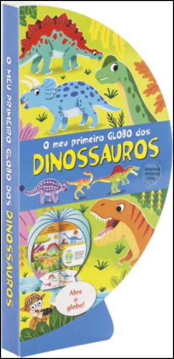 O Meu Primeiro Globo dos Dinossauros