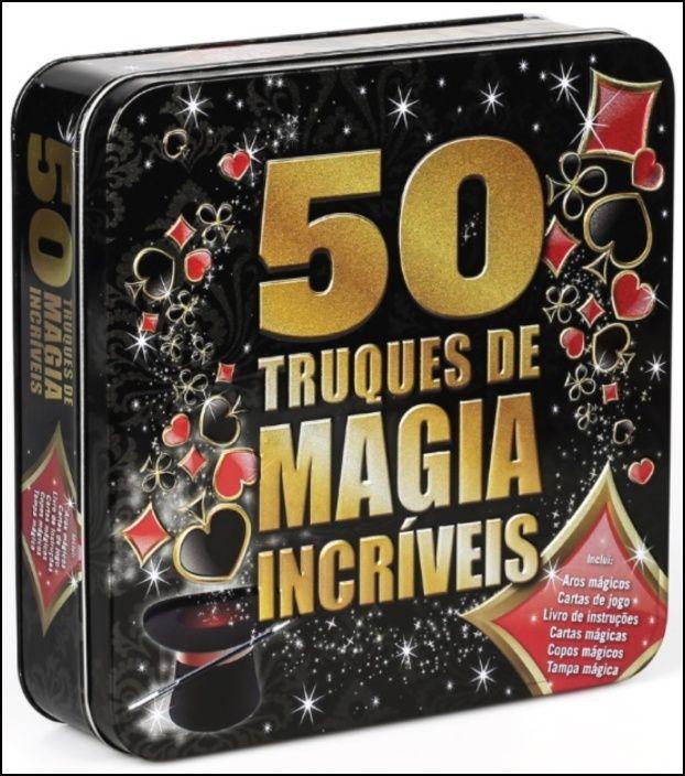 50 Truques de Magia Incríveis