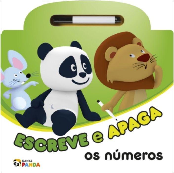 Canal Panda - Escreve e Apaga os Números