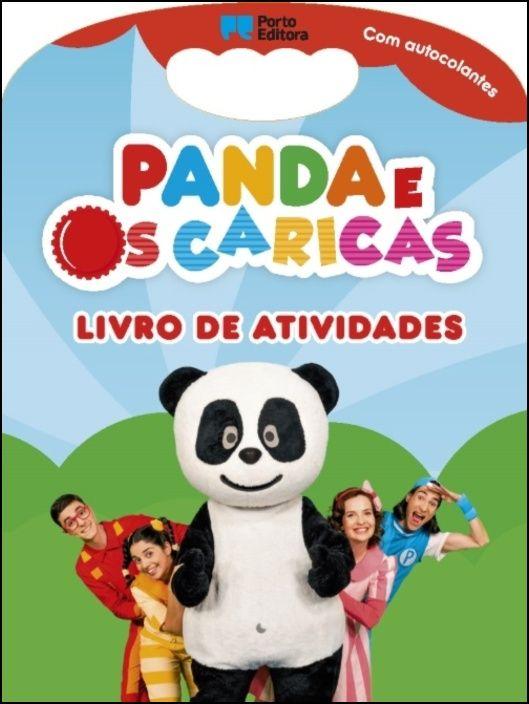 Panda e os Caricas - Livro de Atividades