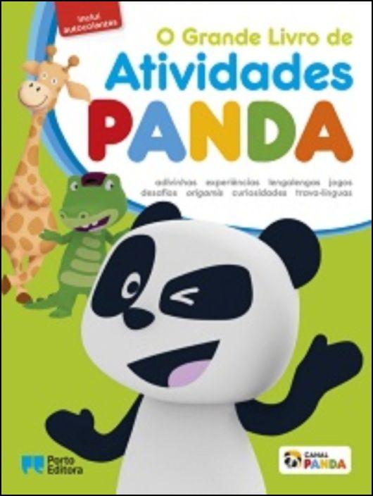O Grande Livro de Atividades Panda
