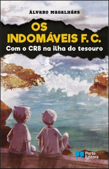 Os Indomáveis FC - Com o CR8 na Ilha do Tesouro