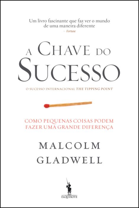 A Chave do Sucesso - The Tipping Point