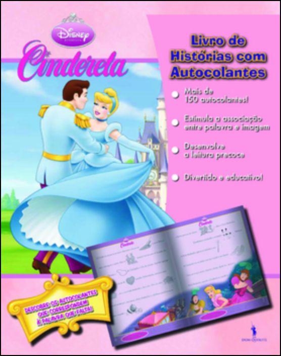 Cinderela: Livro de Histórias