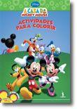 A Casa do Mickey Mouse: Actividades Para Colorir
