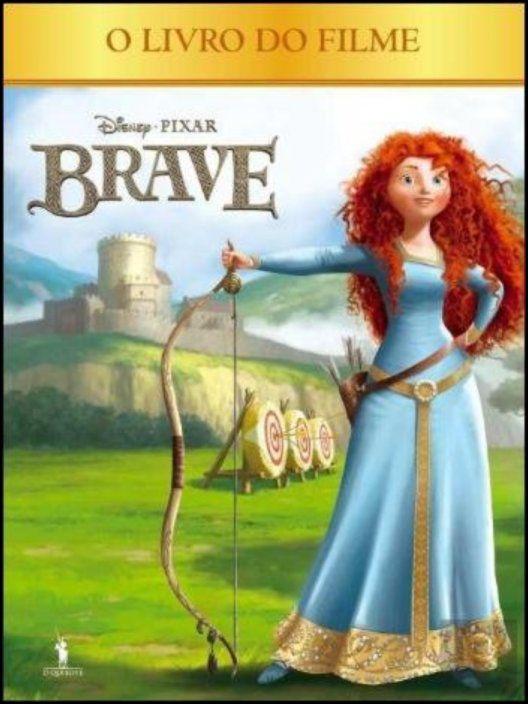 Brave Livro do Filme