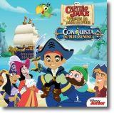 Capitão Jake e os Piratas da Terra do Nunca - A Conquista do Mar do Nunca