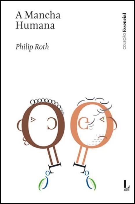 A Mancha Humana - Livros RTP Nº 4