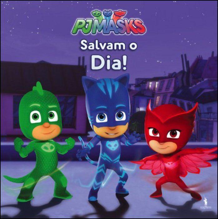 PJ Masks Salvam o Dia - N.º 1