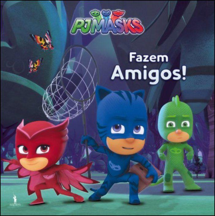 PJ Masks Fazem Amigos! - N.º 2