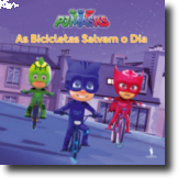 PJ Masks (5) - As Bicicletas Salvam o Dia