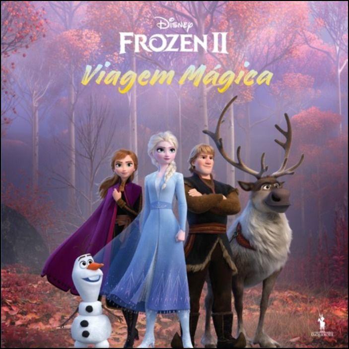Frozen 2 - Viagem Mágica