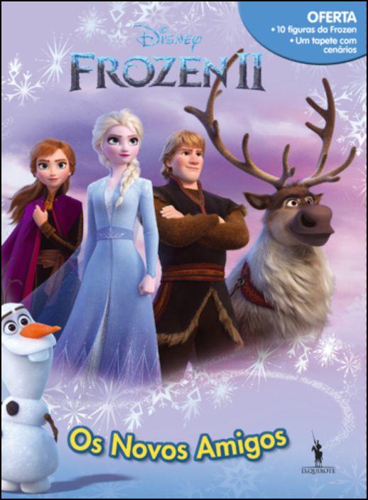 Frozen 2 Os Novos Amigos