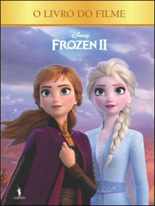 Frozen 2 - Livro do Filme