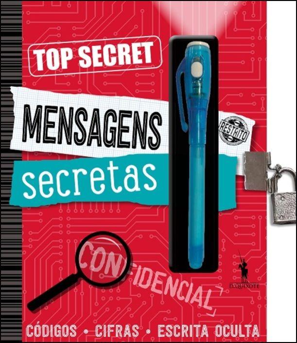 Top Secret - Mensagens Secretas