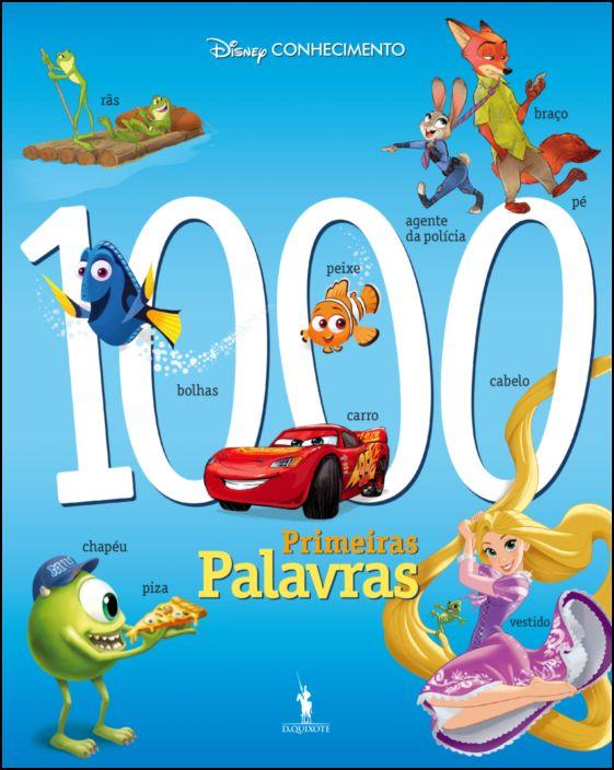 Primeiras 1000 Palavras