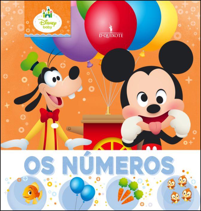 Disney Baby: Números