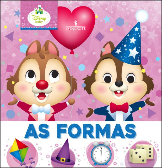 Disney Baby: Formas