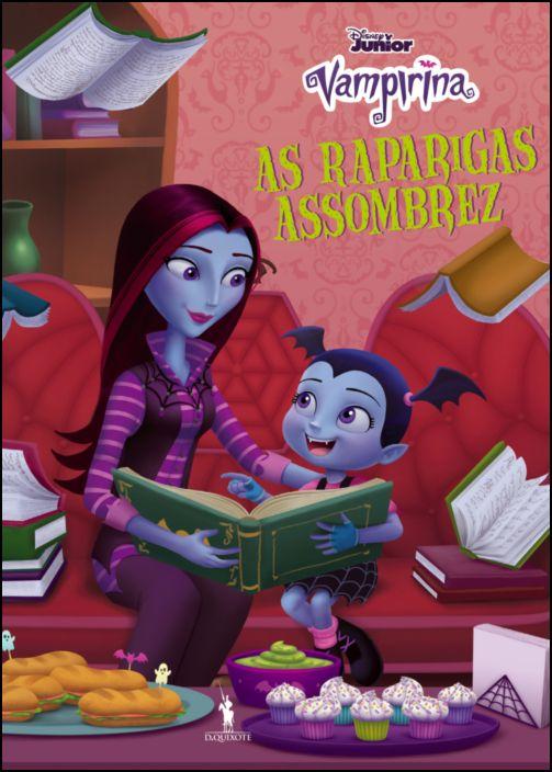 Vampirina - As Raparigas Assombrez, N.º 4