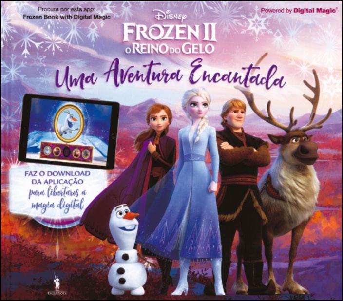 Frozen 2 - Realidade Aumentada