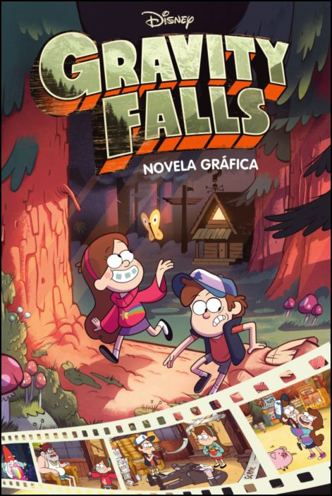 Gravity Falls - Novela Gráfica,  N.º 1