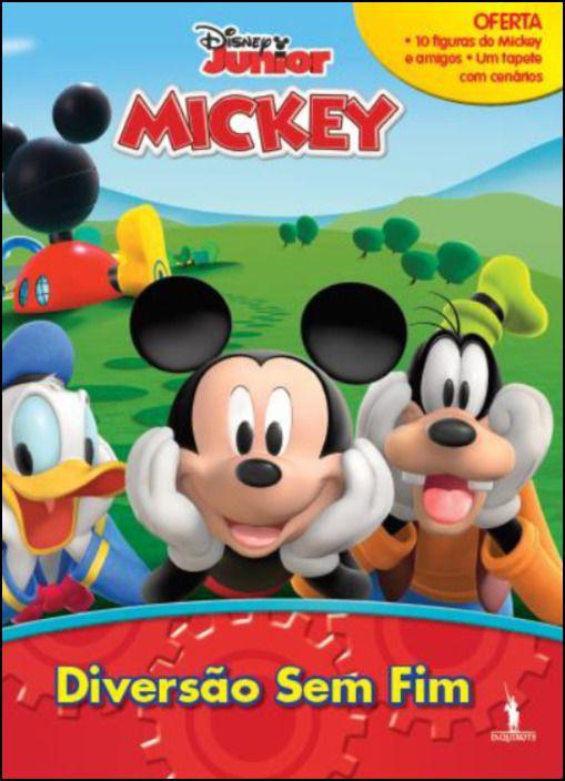 Mickey - Diversão Sem Fim - Busy Books