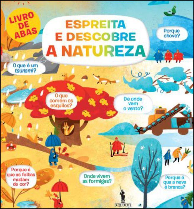 Espreita e Descobre : A  Natureza